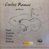 Guitarra: Pujol, Asencio, Turina, Ponce, Rodrigo de Carlos Ramos