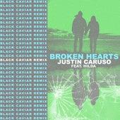 Broken Hearts (Black Caviar Remix) di Justin Caruso