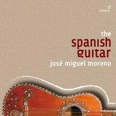 The Spanish Guitar by José Miguel Moreno