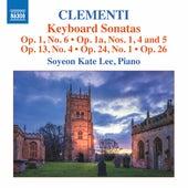 Clementi: Keyboard Sonatas by Soyeon Kate Lee