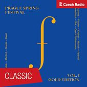 Prague Spring Festival Gold Edition: Vol. 1 de Czech Philharmonic