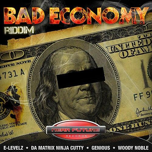 Bad Economy Riddim by Irini Konitopoulou (Ειρήνη Κονιτοπούλου)