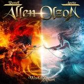Worlds Apart by Allen