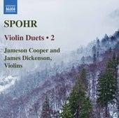 Spohr: Violin Duets, Vol. 2 by Jameson Cooper