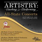 2019 Florida Music Education Association: All-State Middle School Orchestra & All-State Concert Orchestra (Live) by Various Artists