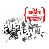 Everyday (Remix) Feat. Brown Bag AllStars - Single by Ancient Astronauts