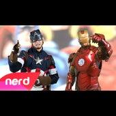 Captain America Vs Iron Man (Rap Battle) by NerdOut