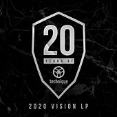 2020 Vision LP by Various Artists