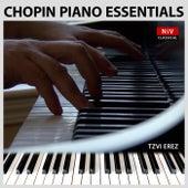 Chopin Piano Essentials de Tzvi Erez