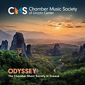 Odyssey: The Chamber Music Society in Greece by The Chamber Music Society Of Lincoln Center