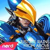 Justice Rains from Above by NerdOut