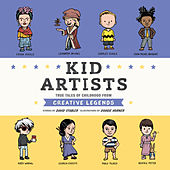 Kid Artists - Kid Legends - True Tales of Childhood From Creative Legends, Book 3 (Unabridged) by David Stabler