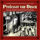Die neuen Fälle, Fall 20: Professor van Dusens Weihnachtsgeschichte von Professor Dr. Dr. Dr. Augustus van Dusen