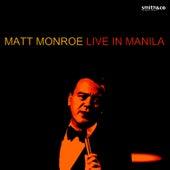 Live in Manila by Matt Monro