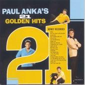 21 Golden Hits by Paul Anka