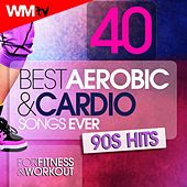 40 Best Aerobic & Cardio Songs Ever 90s Hits For Fitness & Workout (Unmixed Compilation for Fitness & Workout 128 - 142 Bpm / 32 Count) by Workout Music Tv