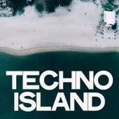 Techno Island de Various Artists