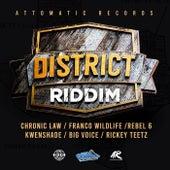 District Riddim de Various Artists