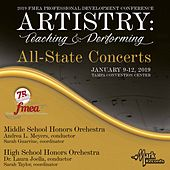 2019 Florida Music Education Association: Middle School Honors Orchestra & High School Honors Orchestra (Live) by Various Artists