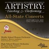 2019 Florida Music Education Association: Middle School Honors Orchestra & High School Honors Orchestra (Live) von Various Artists