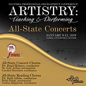 2019 Florida Music Education Association: High School Concert Chorus & All-State Reading Chorus (Live) by Various Artists