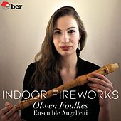 Indoor Fireworks by Olwen Foulkes