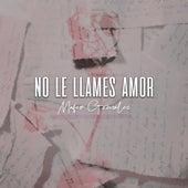 No Le Llames Amor de Mafer González