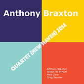 Quartet (New Haven) 2014 by Anthony Braxton