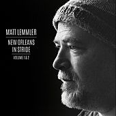 New Orleans in Stride, Vol. 1 & 2 by Matt Lemmler