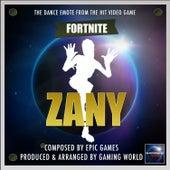 Zany Dance Emote (From