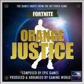 Orange Justice Dance Emote (From