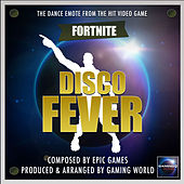 Disco Fever Dance Emote (From