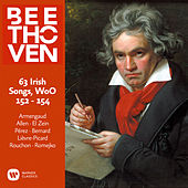 Beethoven: 63 Irish Songs, WoO 152, 153 & 154 von Jean-Pierre Armengaud