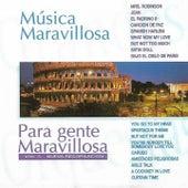 Música Maravillosa Para Gente Maravillosa (Volumen 3 Nueva Recopilación) by 101 Strings, Orquesta Kurt Zachary, Synthe Tronics Project, Alshire Hollywood Pops Orchestra, 101 Srtings
