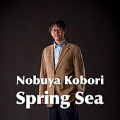 Spring Sea by Nobuya  Kobori