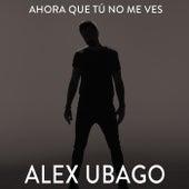 Ahora que tú no me ves de Alex Ubago