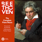 Beethoven: The Complete Piano Music by Various Artists