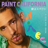 Paint California von NoMBe