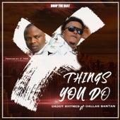 Things You Do (feat. Dallas Bantan) de Daddy Rhymes