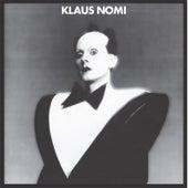 Nomi Song de Klaus Nomi