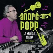 André Popp - La musique m'aime von André Popp