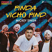 Pinda Vichon Pind (Folk Recreation) van Mickey Singh