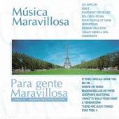 Música Maravillosa Para Gente Maravillos (Volumen 6 Nueva Recopilación) de 101 Strings Orchestra
