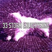 33 Storm Enlightening by Rain Sounds and White Noise