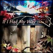 If I Had My Way (Mix 3) von David Elias