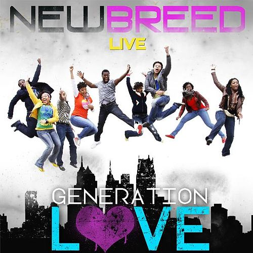 Generation Love by T.D. Jakes