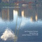 San Francisco Concert by John Klopotowski Quartet