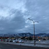 Mountain Lamentations by Jon Busch