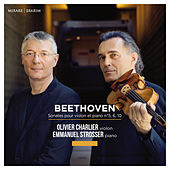 Beethoven: Sonates pour violon et piano di Olivier Charlier