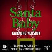 Santa Baby (Karaoke Version) von Urock